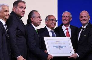 United States, Mexico & Canada to host 2026 FIFA World Cup™