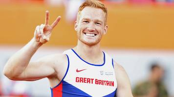 greg rutherford: london 2012 long jump champion to try track cycling after retirement