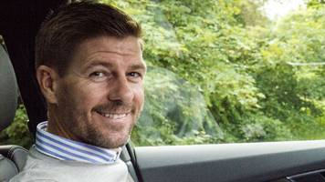 steven gerrard: rangers players will be inspired by manager, says stephen warnock