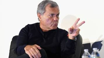 wpp chairman defends role in resignation of sir martin sorrell