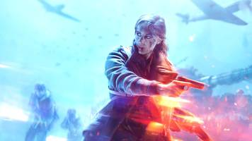 E3: Battlefield V creator resists gender attacks