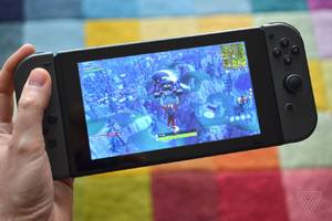 Fortnite on Switch is good enough to make Sony's cross-play policy look even more stupid