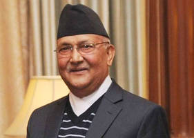 Nepal PM K P Sharma Oli to embark on 6 day official visit to China from next week