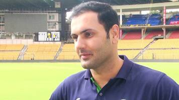 mohammad nabi: we've brought afghanistan cricket from zero to the top