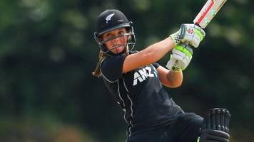 teenager kerr sets odi batting record, against ireland