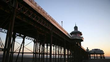 blackpool piers win share of £750,000 funding