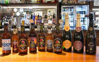 wetherspoon replaces french champagne with english wine in run-up to brexit