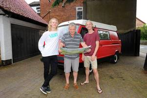 From Hull to Russia - the fans driving to the World Cup in a camper van older than Harry Kane