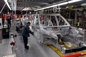 government and trade unions welcome jaguar land rover investment in solihull
