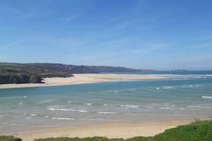 This is why there was an explosion on the Hayle Estuary