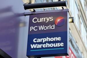 currys pc world and carphone warehouse customer data targeted in cyber attack