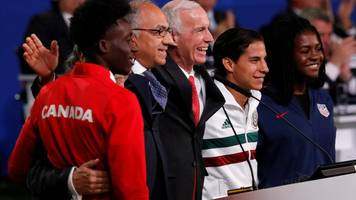 world cup 2026: canada, us & mexico joint bid wins right to host tournament