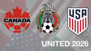world cup 2026: us, canada and mexico fans react