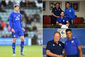 everything neil warnock said about new signings, contracts and the men cardiff city just released