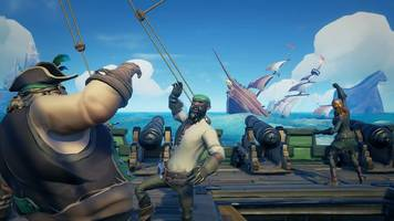 sea of thieves' latest patch adds a new event, cosmetics and more