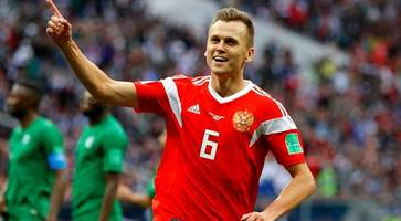 Russia run riot over Saudi Arabia in World Cup opener