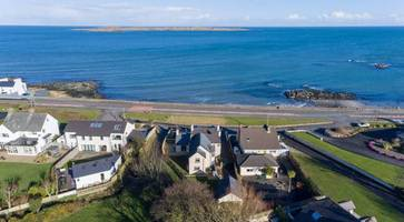 video: take a tour of seaside sanctuary on donaghadee's gold coast