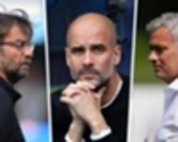 Premier League fixtures 2018-19: Opening weekend, derbies and key dates