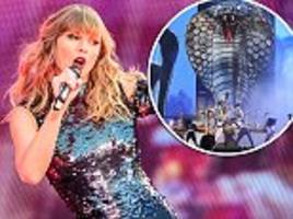 adrian thrills is impressed as taylor swift opens her uk tour in manchester