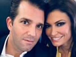 source confirms donald trump jr. and kimberly guilfoyle are dating