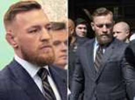 conor mcgregor almost apologises for attacking bus of rival fighters
