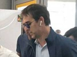 Julen Lopetegui makes journey back from Russia after shock sacking as Spain boss on eve of World Cup