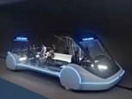 elon musk's boring company is set to build a chicago-to-o'hare express transport route