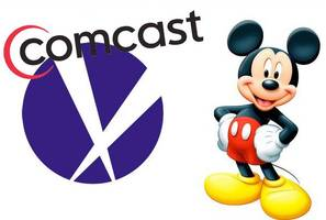 comcast, disney enjoy wall street spike over battle for fox