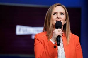 samantha bee's 'full frontal' just scored its biggest audience since march