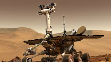 mars rover opportunity goes dormant amid huge dust storm