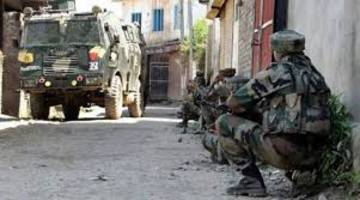 Two unidentified terrorists killed in counter terrorist operation in Bandipora