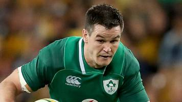 Sexton among eight Ireland changes for second Test