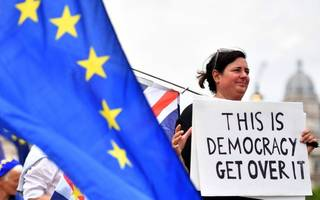 Rebel, rebel: Tory Remainers secure victory on Brexit deal