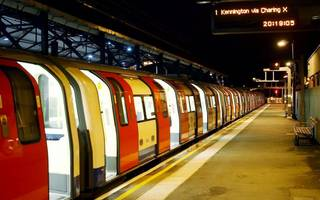 revealed: the 10 emptiest tube stations on the london underground network