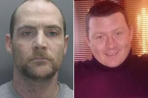 'sadistic monster' hummed terminator theme tune as he tortured friend to death