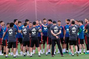 spain's world cup meltdown sets the backdrop for a summer of drama (except the opening game) - keith jackson