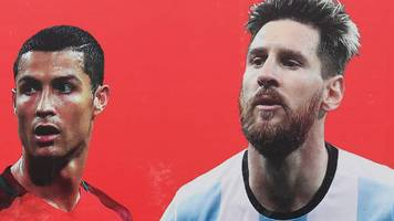 World Cup 2018: Cristiano Ronaldo & Lionel Messi 'probably' playing at their last World Cup says Jose Mourinho