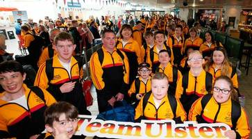special olympics: team ulster going for gold in dublin