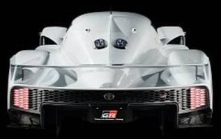 Toyota Hypercar Confirmed, Inspired By GR Super Sport Concept