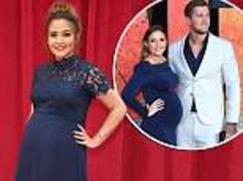 jacqueline jossa reveals there's only two weeks until her due date