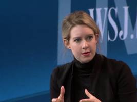theranos founder elizabeth holmes has been charged with wire fraud — here's how much jail time she could face