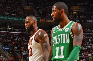 nick wright reveals how a lebron – kyrie irving reunion would work on the boston celtics