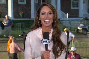 holly sonders recaps day 2 of the u.s. open