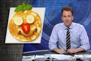 comedy central cancels 'the opposition' – but orders new jordan klepper series