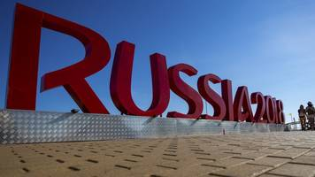 sochi completes sporting hat-trick at world cup
