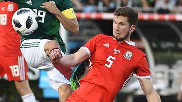 chris mepham: bournemouth make £10m bid for wales defender