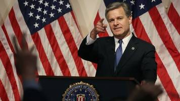 FBI Director Promises To Learn From The Inspector General's Report