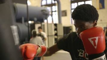This Boxing Club Trains Fighters And Prepares Students For College