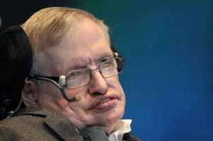 stephen hawking 'predicted end of world' days before he died