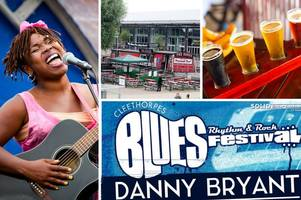 10 things to do this weekend in the grimsby area from blues and beer to free bacon butties and a robbie williams tribute!